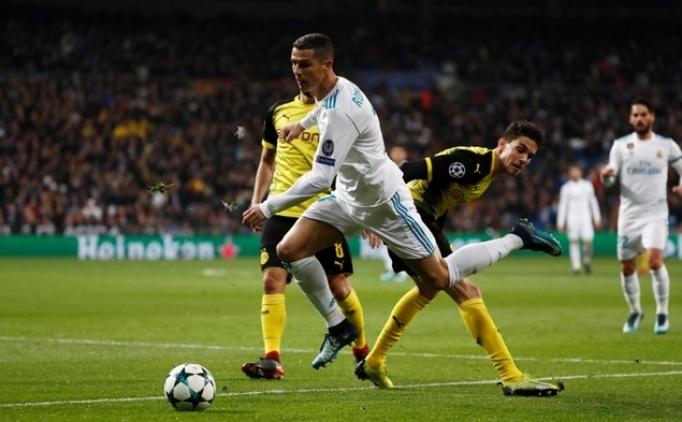 Aubameyang, Real Madrid'i durduramadı!