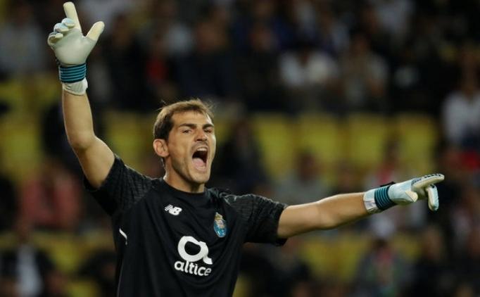 Iker Casillas: 'Grupta her şey olabilir'