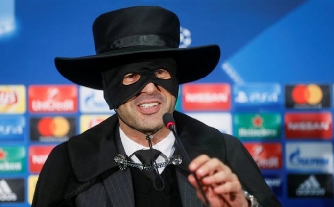 Shakhtar, City'i yendi, Zorro kostümü giydi!