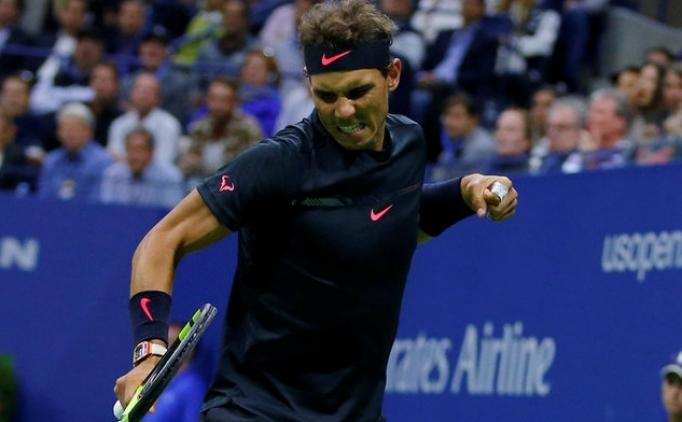ABD Açık'ta finalin adı belli oldu! Nadal-Anderson