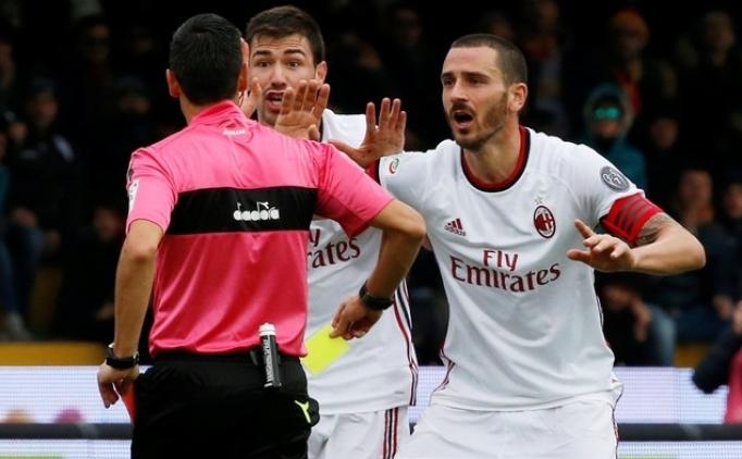 Bonucci: 'Gattuso itici güç olmalıydı ancak...'