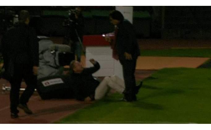 Sion başkanına 14 ay futboldan men cezası!
