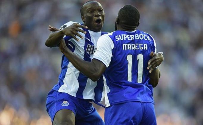 Porto, Aboubakar'ı resmen açıkladı! Serbest kalma bedeli...