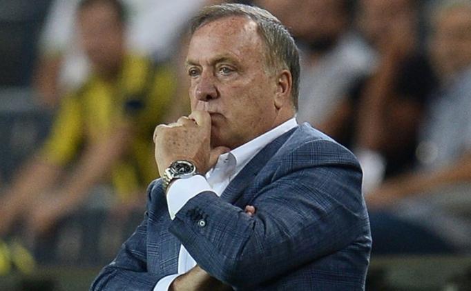 Fenerbahçe'de Advocaat'ın son bir isteği var!