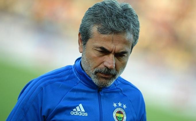 Aykut Kocaman'ın Fenerbahçe'de bitmeyen hasreti