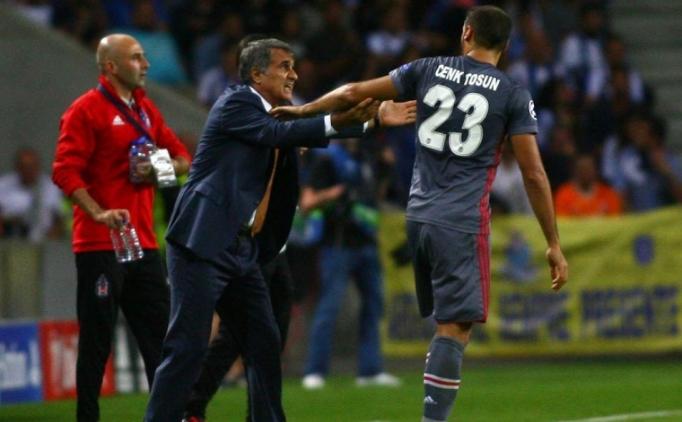 (TRT Spor) Porto Beşiktaş maç özeti, golleri, pozisyonları