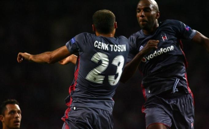 (Tivibu Spor) Porto Beşiktaş maçı bitti! 3-1'in özeti ve kader anları