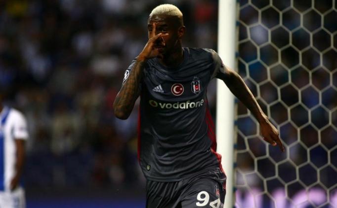 Beşiktaş maçı özeti ve golleri (Porto 1-3 Beşiktaş)