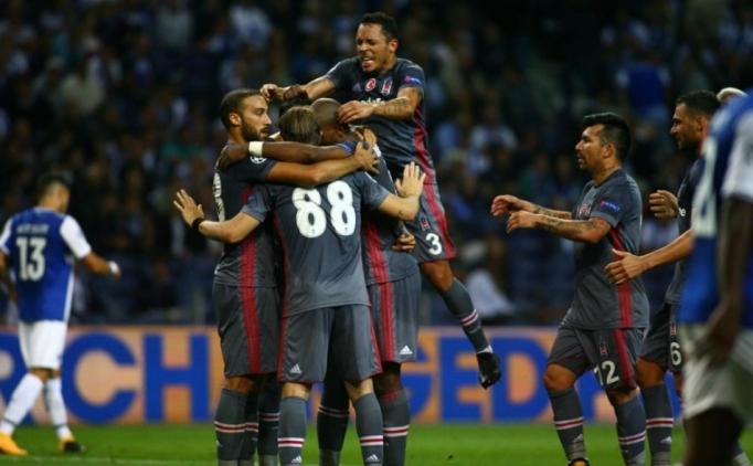 Porto Beşiktaş geniş özeti, goller ve çılgın zafer