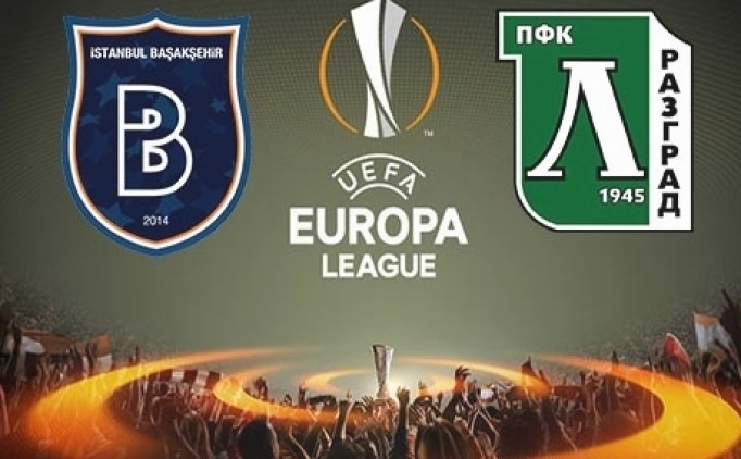 Saat: Başakşehir-Ludogorets kaçta? Başakşehir maçı hangi kanalda?