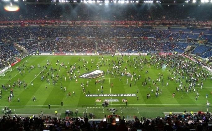 UEFA'dan Beşiktaş'a kötü haber! Lyon maçı kararı...