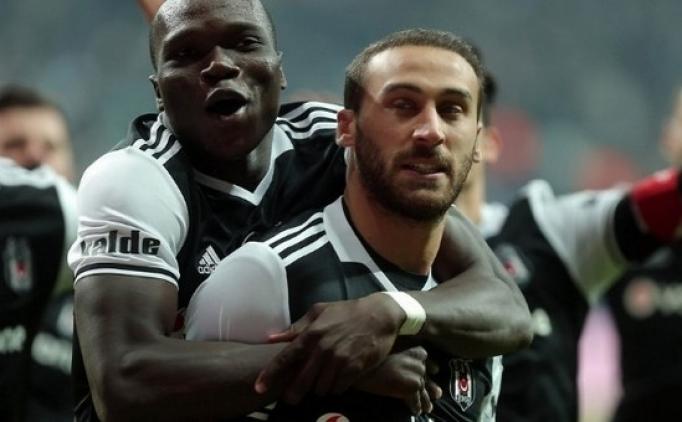 Beşiktaşlı futbolcular, Başakşehir maçını izlemedi