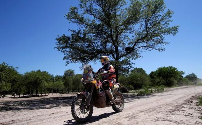 Dakar Rallisi'nde 5. etap tamamlandı!