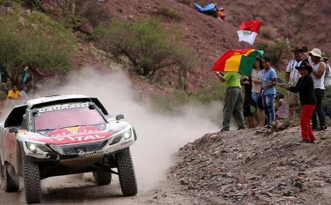 Dakar Rallisi'nde 5. etapta kazananlar belli oldu