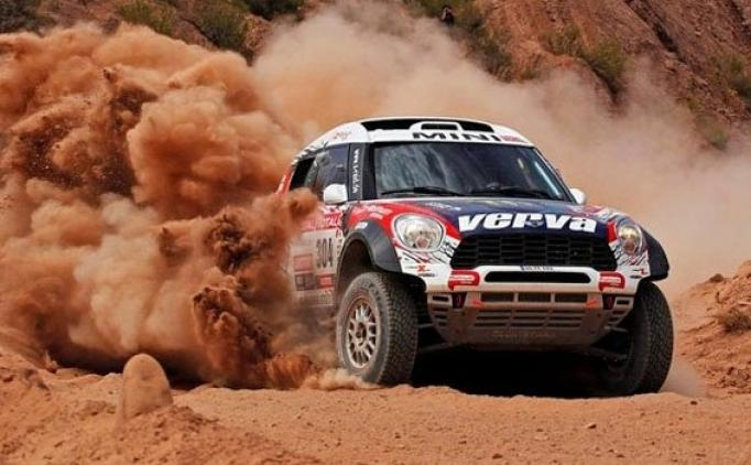 Dakar Rallisi'nde 6. etap iptal edildi