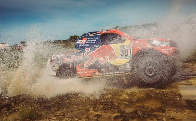 Dakar Rallisi'nde yedinci etap tamamlandı!