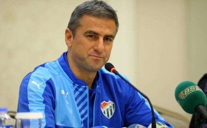 Hamza Hamzaoğlu: '3 ya da 4 oyuncu transfer edeceğiz'