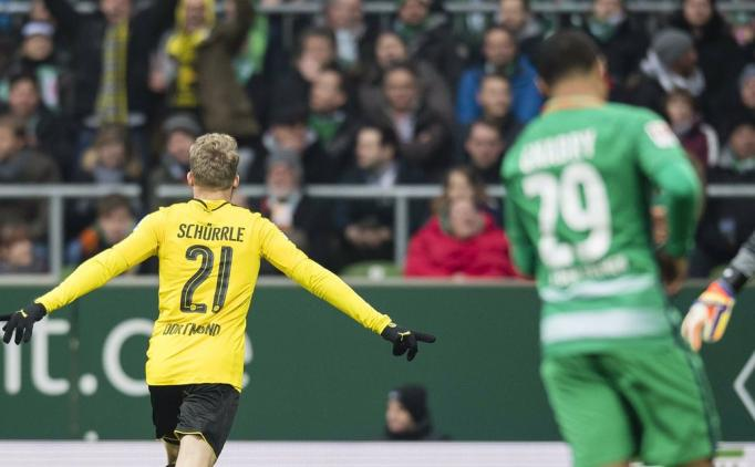 Werder Bremen 1 Borussia Dortmund 3 MAÇ özeti Ve Golleri 21 Ocak