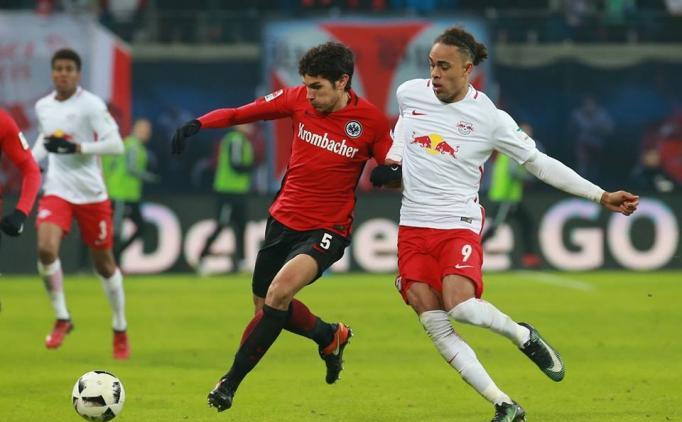 RB Leipzig 3 Eintracht Frankfurt 0 Maç Özeti VE Golleri 21 Ocak