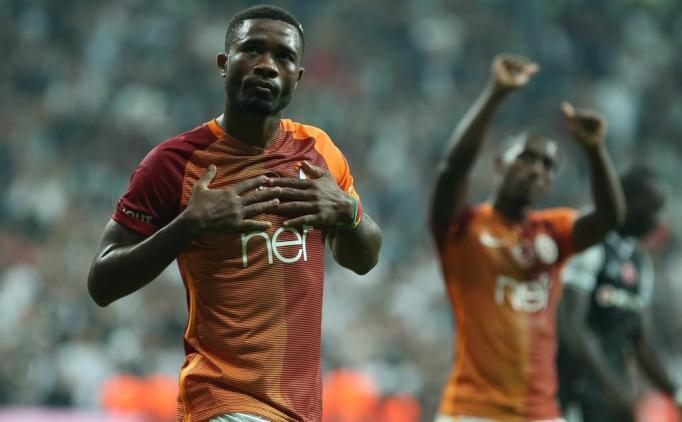 Aurelien Chedjou'dan Galatasaray cevabı