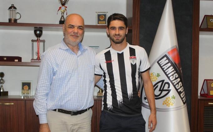 Daniel Dimov, Manisaspor'la sözleşme uzattı