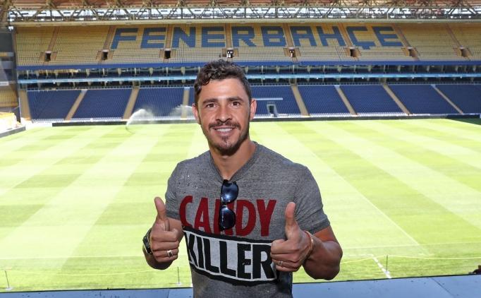 Fenerbahçe Guiliano'yu açıkladı
