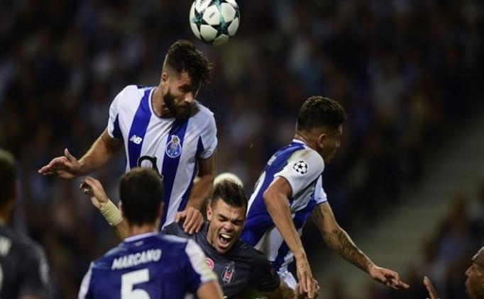 Porto'da Felipe'den Beşiktaş'a övgü!