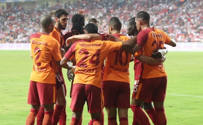 Galatasaray'ın Konyaspor maçındaki şifresi; 21...