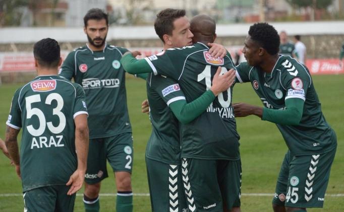 Atiker Konyaspor son şansını kullanıyor