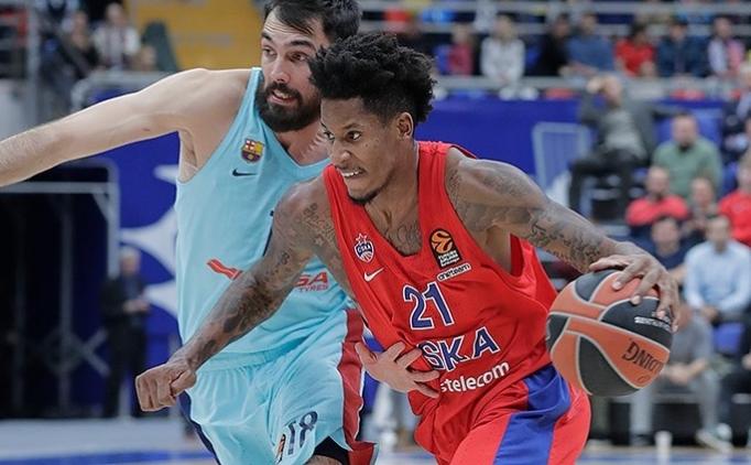 Euroleague'de CSKA zirveyi bırakmıyor