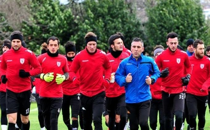 Samsunspor'da 10 futbolcu alacaklarından dolayı TFF'ye başvurdu