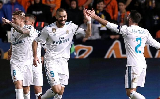 Real Madridli Dani Carvajal'e 2 maç ceza