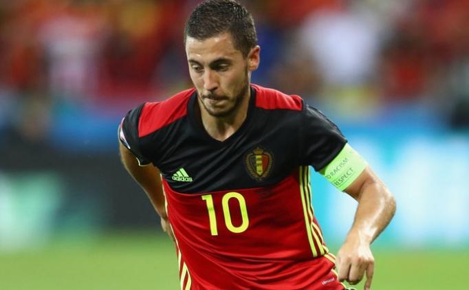 Belçika, Hazard'dan yoksun olacak!