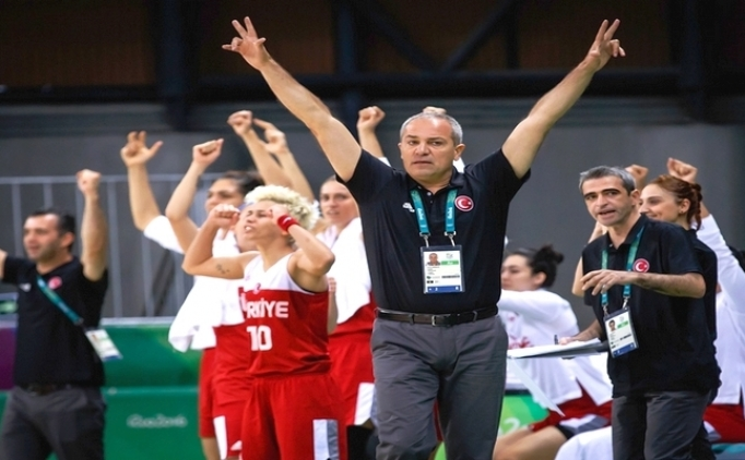 'Avrupa Şampiyonası'na birinci olarak gitmek istiyoruz'