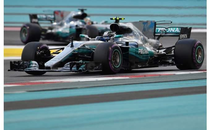 Formula 1'de sezonun son yarışını Bottas kazandı!