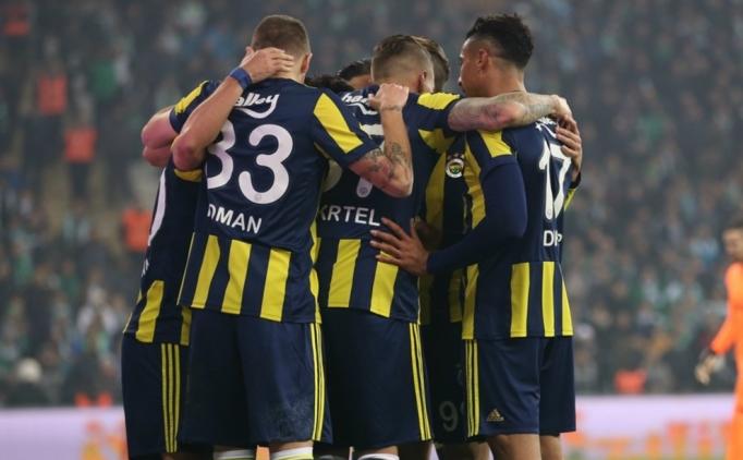 Fenerbahçe-İstanbulspor! Muhtemel 11'ler