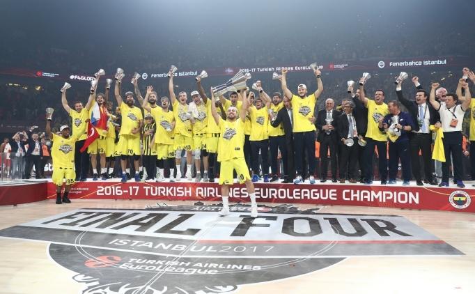 THY Euroleague'de yeni sezonun fikstürü belli oldu!