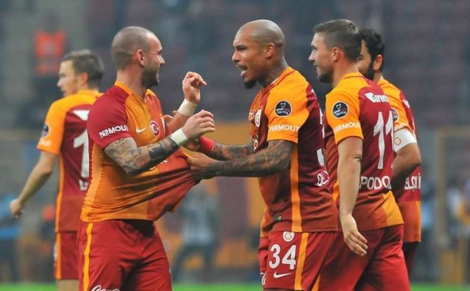 Devre arasında Galatasaray'da iki anlaşmalı ayrılık