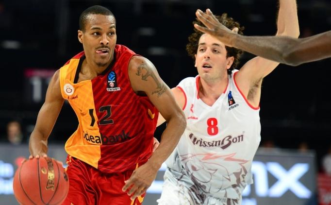 Galatasaray Odeabank, Avrupa'da 2. galibiyetini aldı!
