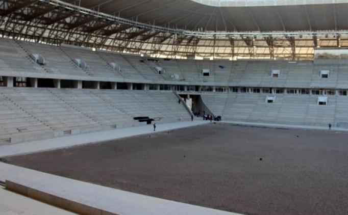 Gaziantep Arena'nın açılış tarihi açıklandı!