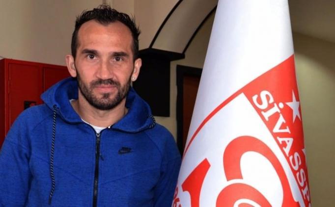 Sivasspor'da sakatlık şoku! Gekas sezonu kapattı