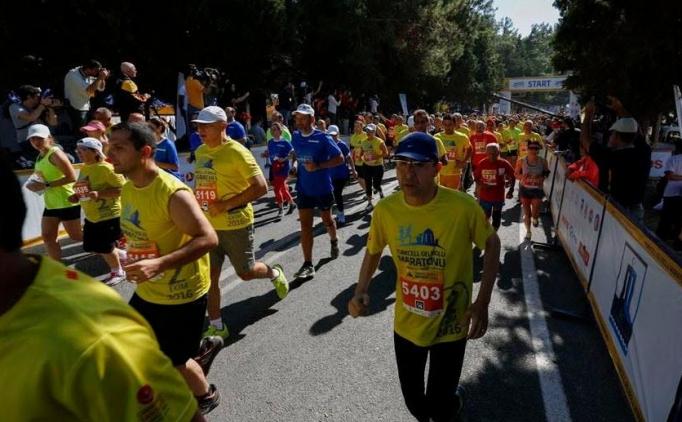 Turkcell Gelibolu Maratonu'na 10 bin kişi!