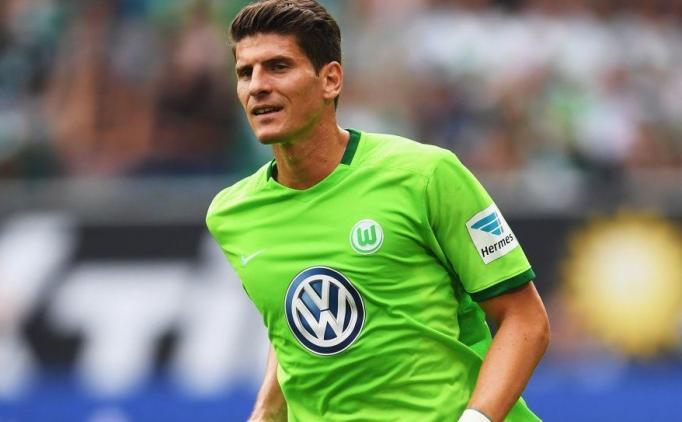 Mario Gomez, Wolfsburg'dan ayrılabilir!