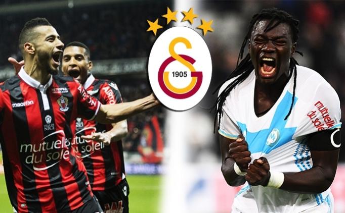 Galatasaray'da Gomis ve Belhanda transferleri için son perde