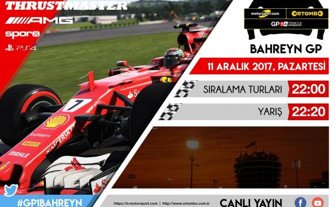 E-Spor şampiyonasında ikinci durak Bahreyn