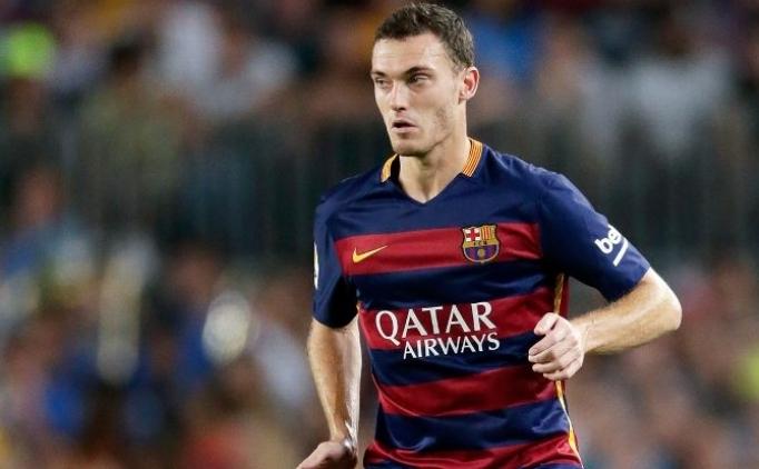Vermaelen'in Barcelona pişmanlığı!