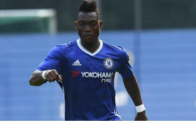 Christian Atsu, Chelsea'den Başakşehir'e