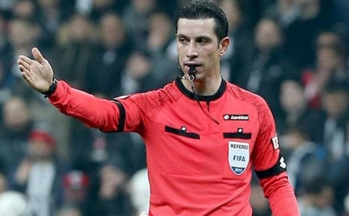Süper Lig'de 15.Hafta maçlarının hakemleri