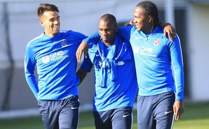 Trabzonspor'a iki müjdeli haber