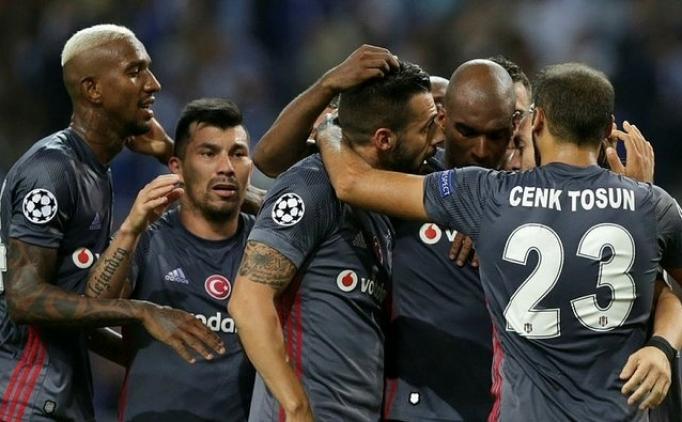 Beşiktaş, Şampiyonlar Ligi'nde bu alanda 3. oldu!